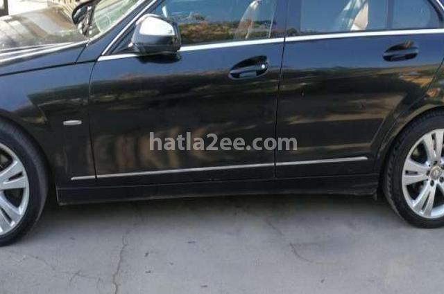 C 280 Mercedes أسود