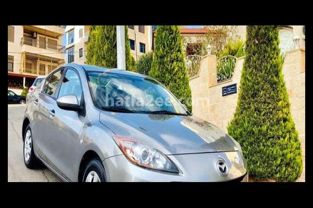 Mazda 3 Mazda Gray