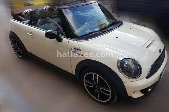 Mini Cooper S Mini أبيض