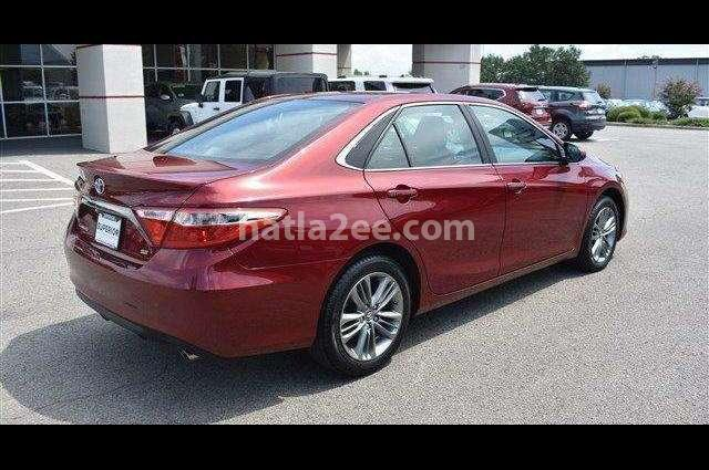 Camry Toyota Dammam Dark red 2789826 - Car for sale : Hatla2ee