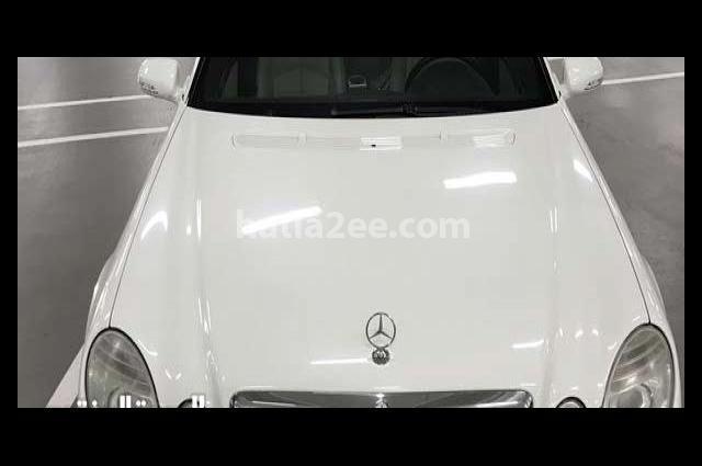 E 280 Mercedes أبيض