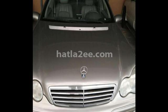 C 240 Mercedes رمادي