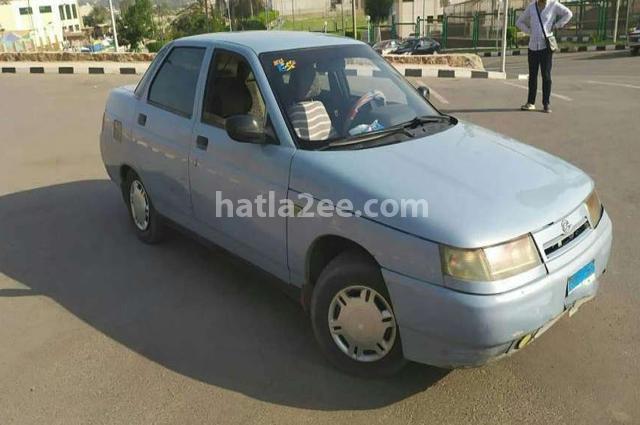 2110 Lada Cyan