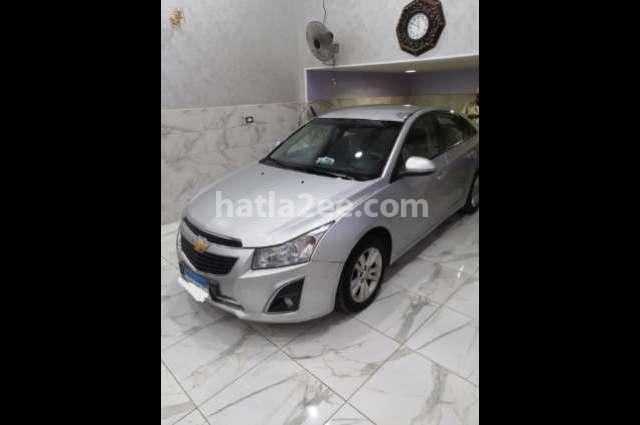 Cruze Chevrolet Silver