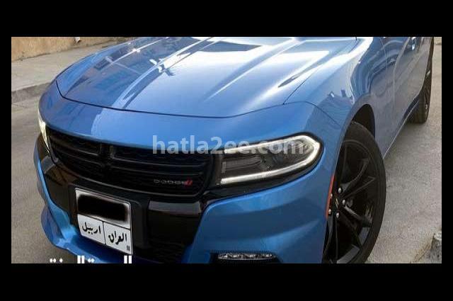 Charger Dodge أزرق