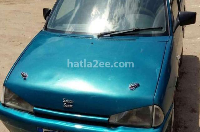 Ax Citroën Blue