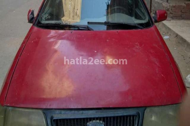 A11 Chery احمر