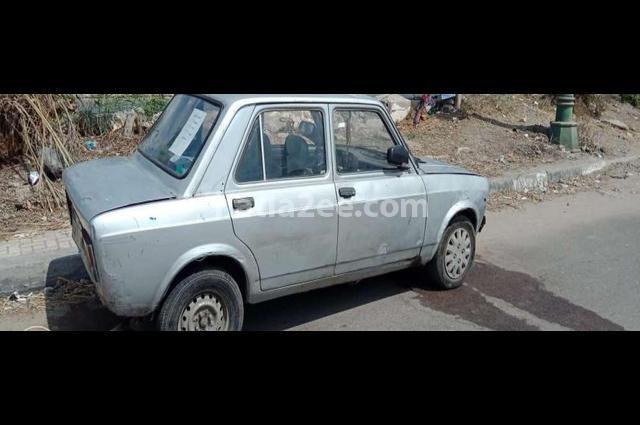 128 Fiat فضي