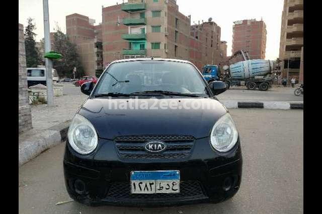 Picanto Kia أسود