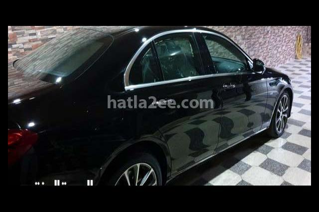 E 350 Mercedes أسود