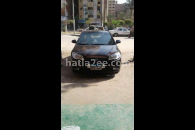 Elantra HD Hyundai بني