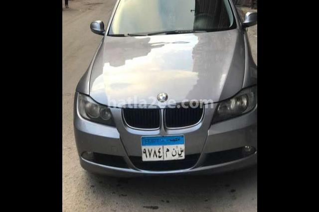 320 BMW رمادي