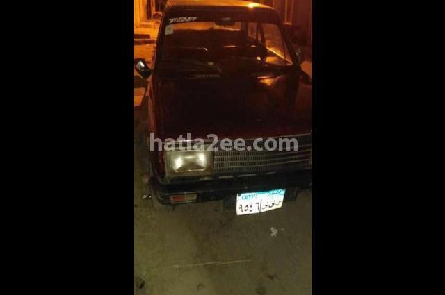 500 X  Fiat احمر غامق