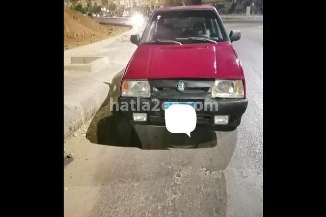 Foreman Skoda احمر