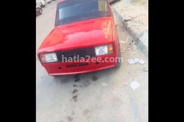 2105 Lada Red