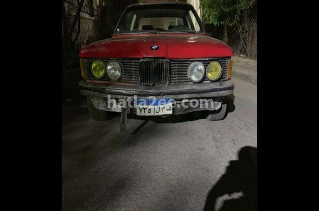 318 BMW احمر