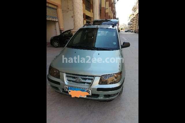 Matrix Hyundai Cyan