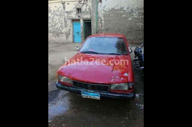 305 Peugeot احمر