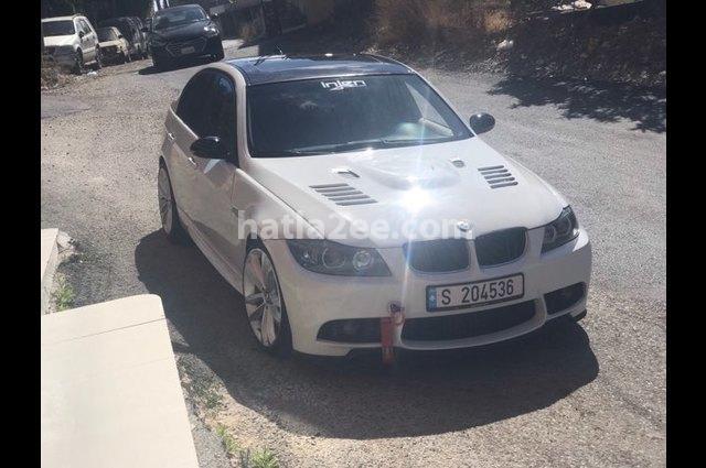 325 BMW White