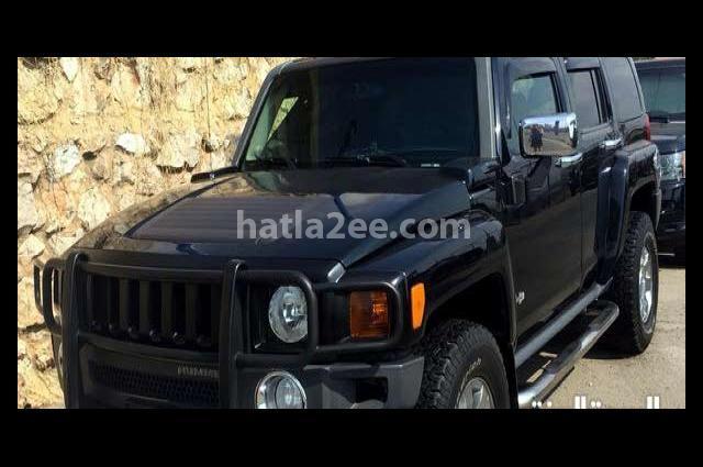 H 3 Hummer Black