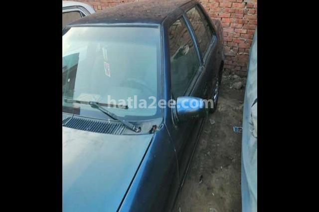 Excel Hyundai Blue