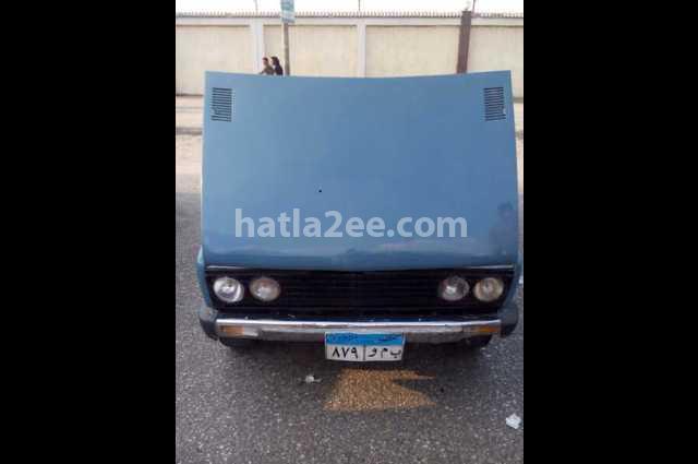 131 Fiat أزرق