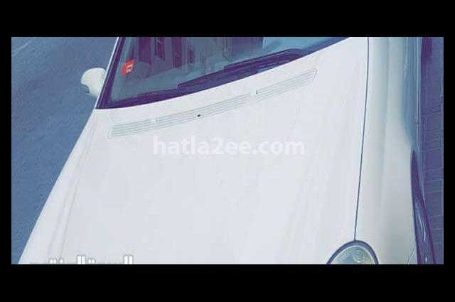 CLK Mercedes White