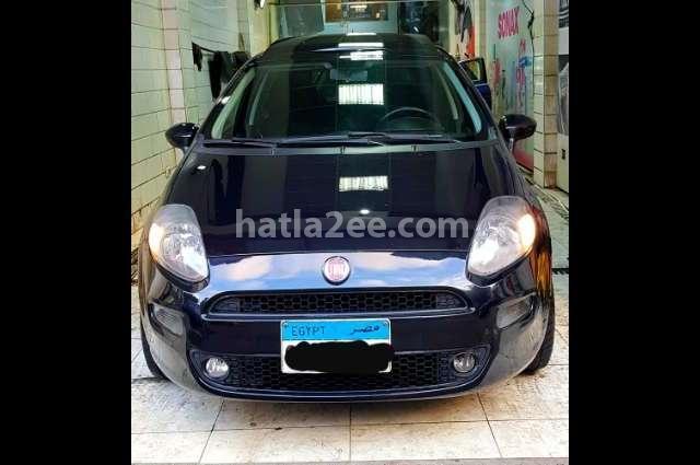 Punto evo Fiat Black
