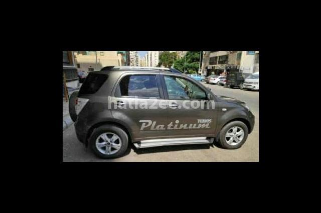Terios Daihatsu برونزي