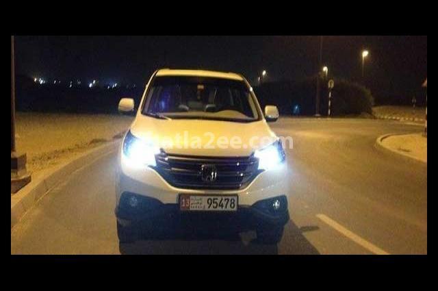 CRV Honda White