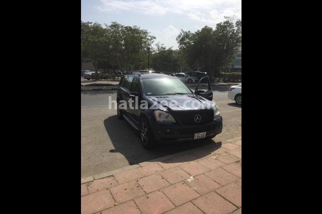 GL Class Mercedes Dark blue
