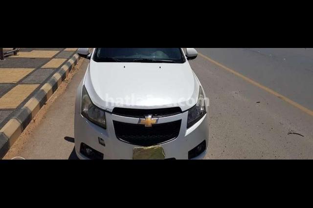 Cruze Chevrolet White