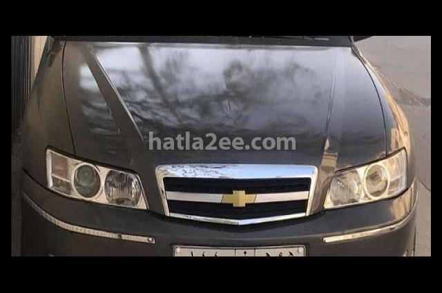 Caprice Chevrolet Gray