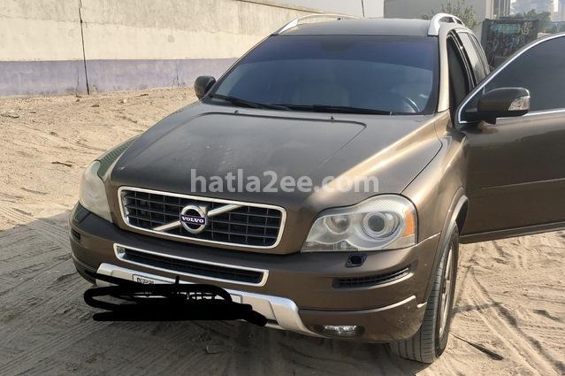XC90 Volvo Brown