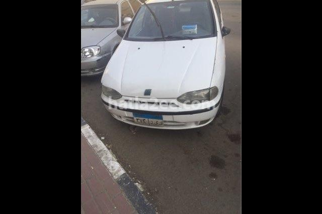 Siena Fiat White
