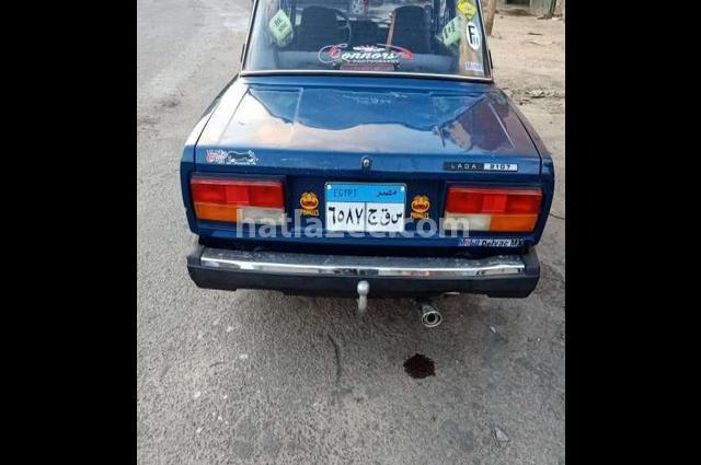 2107 Lada Blue