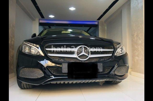 C 180 Mercedes Black