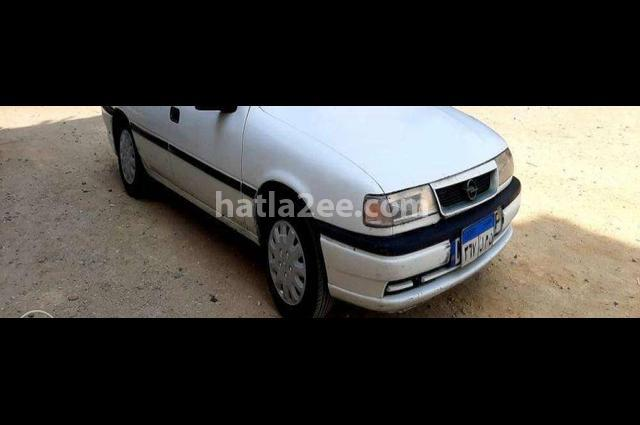 Vectra Opel White