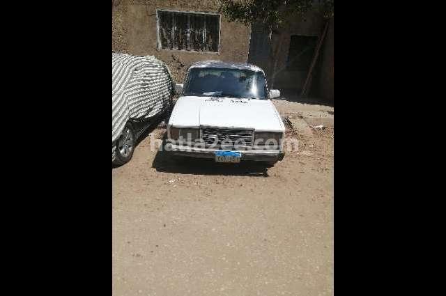 2107 Lada White