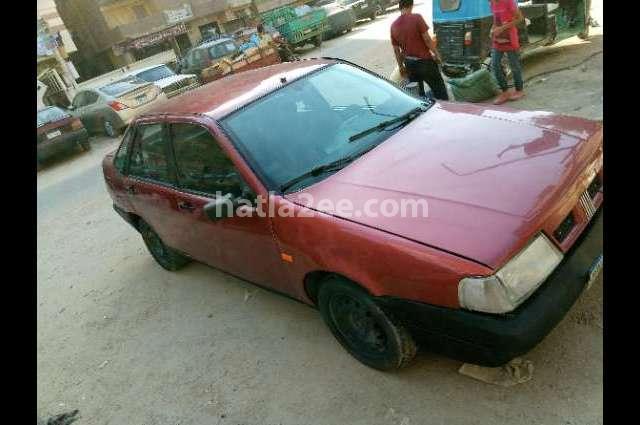 Tempra Fiat احمر غامق