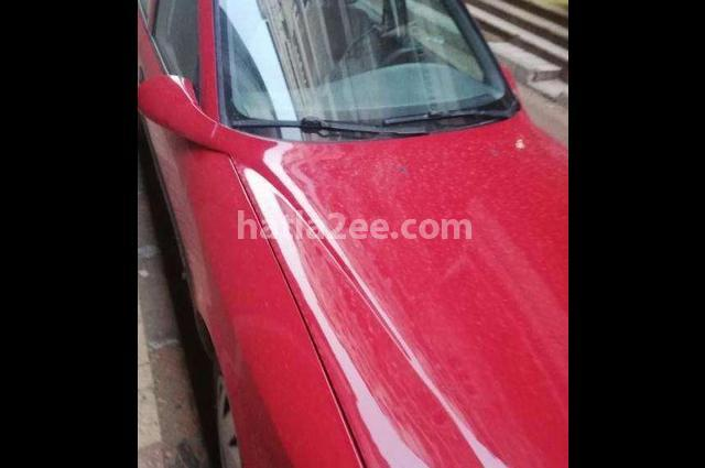 Vectra Opel Red