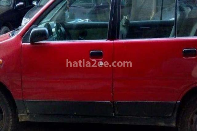 Kancil Daihatsu احمر
