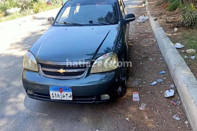Optra Chevrolet رمادي