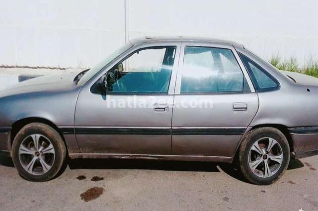 Vectra Opel Gray