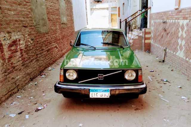 244 Volvo Green