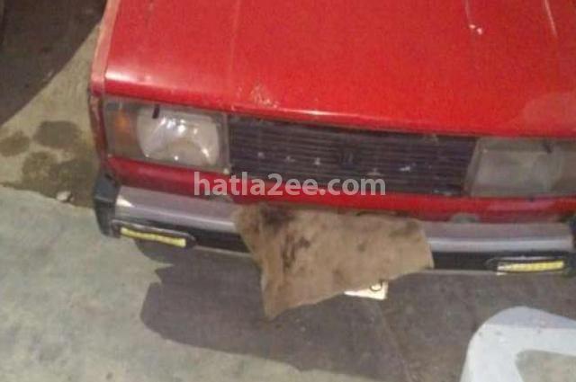 1200 Lada Red