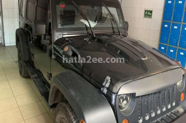 Wrangler Jeep Black