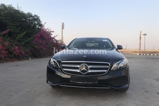E 350 Mercedes Black