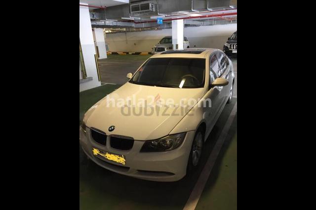 320 BMW White