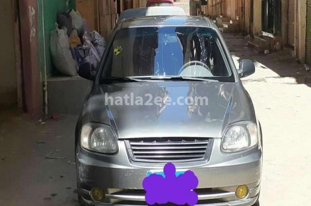 Verna Hyundai رمادي